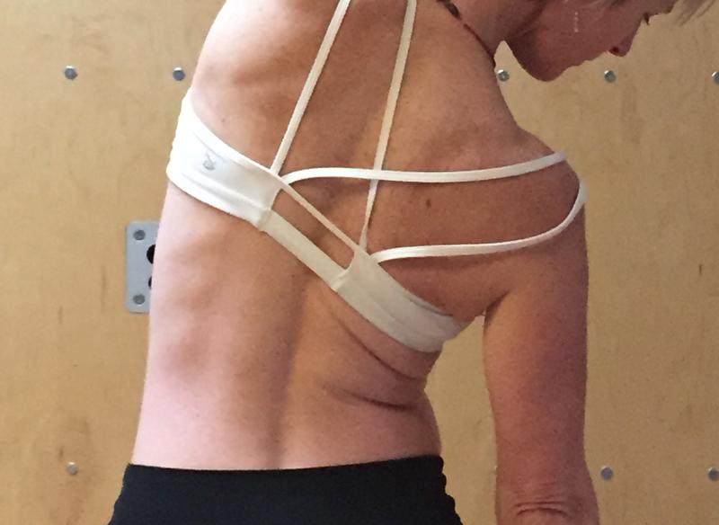 backache asana christine carr